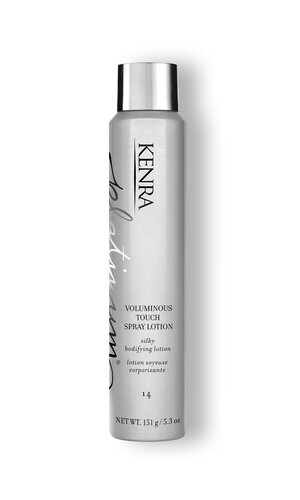 Kenra Platinum Voluminous Touch Spray Lotion